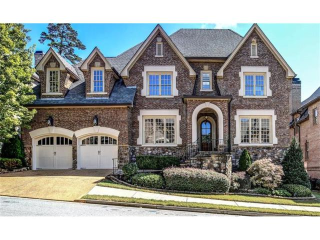 1767 Buckhead Lane NE, Brookhaven, GA 30324 (MLS #5933961) :: Charlie Ballard Real Estate