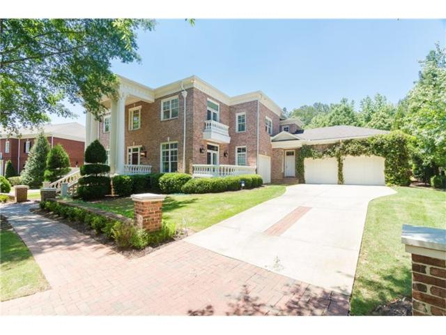 8641 Ellard Drive, Alpharetta, GA 30022 (MLS #5934054) :: North Atlanta Home Team