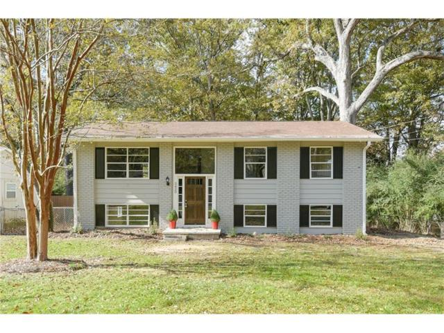 3420 Navaho Trail SE, Smyrna, GA 30080 (MLS #5934121) :: North Atlanta Home Team
