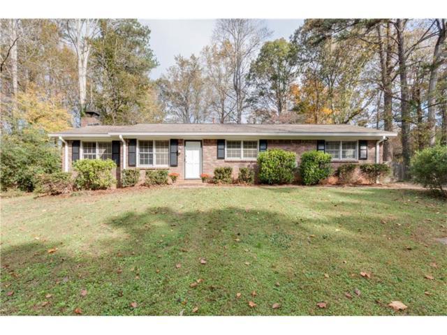 1474 Wildwood Drive, Acworth, GA 30102 (MLS #5934130) :: North Atlanta Home Team