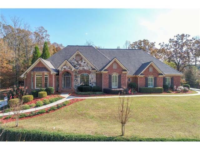 6046 Green Tree Lane, Gainesville, GA 30506 (MLS #5934205) :: Carr Real Estate Experts