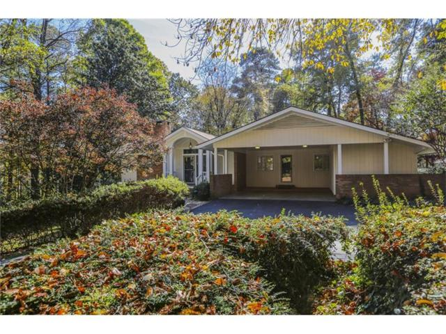 2380 Northside Parkway NW, Atlanta, GA 30327 (MLS #5934281) :: Buy Sell Live Atlanta