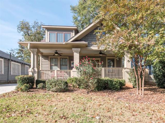 217 4th Avenue, Decatur, GA 30030 (MLS #5934297) :: Path & Post Real Estate
