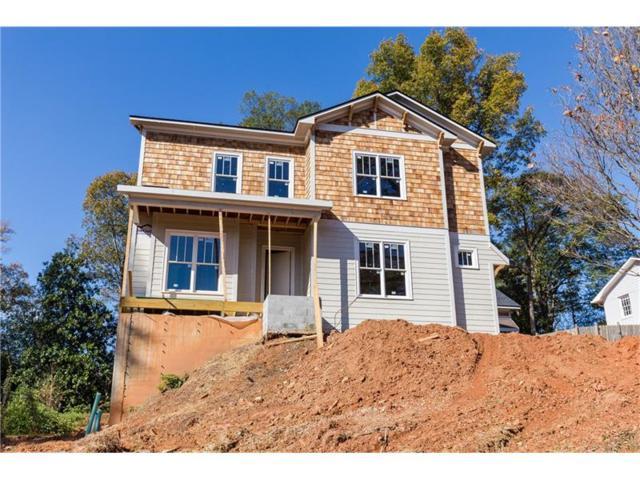 3816 Hillcrest Drive SE, Smyrna, GA 30080 (MLS #5934334) :: Charlie Ballard Real Estate