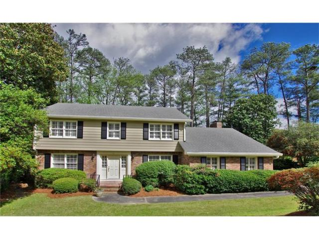 3075 Farmington Drive SE, Atlanta, GA 30339 (MLS #5934351) :: Charlie Ballard Real Estate