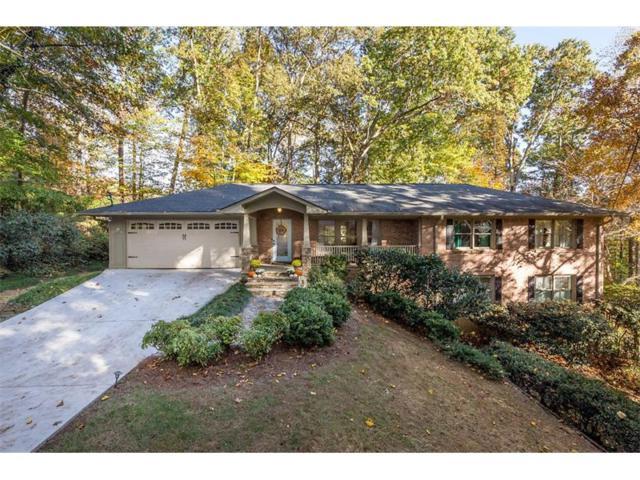 3711 Hickory Circle SE, Smyrna, GA 30080 (MLS #5934378) :: North Atlanta Home Team