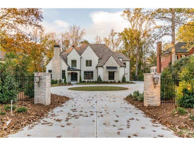 4891 Powers Ferry Road, Atlanta, GA 30327 (MLS #5934394) :: The Hinsons - Mike Hinson & Harriet Hinson