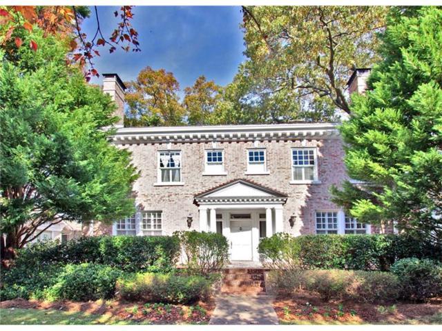 1166 Saint Charles Place NE, Atlanta, GA 30306 (MLS #5934406) :: North Atlanta Home Team
