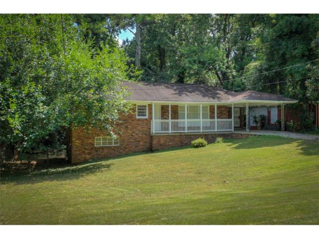 2951 Belvedere Lane, Decatur, GA 30032 (MLS #5934440) :: North Atlanta Home Team