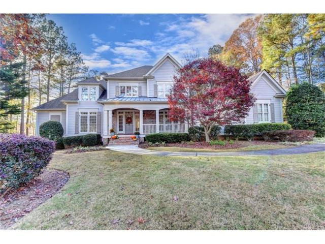 585 Hickory Mill Lane, Alpharetta, GA 30004 (MLS #5934480) :: North Atlanta Home Team