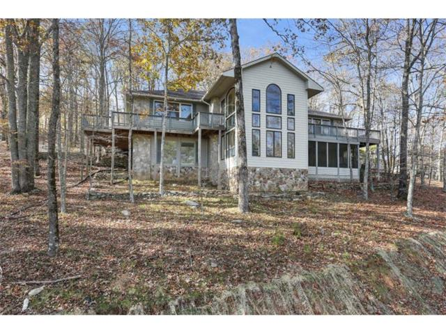 798 Lake Arrowhead Drive, Waleska, GA 30183 (MLS #5934497) :: North Atlanta Home Team