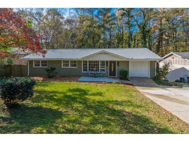 2215 Capehart Circle NE, Chamblee, GA 30345 (MLS #5934549) :: North Atlanta Home Team