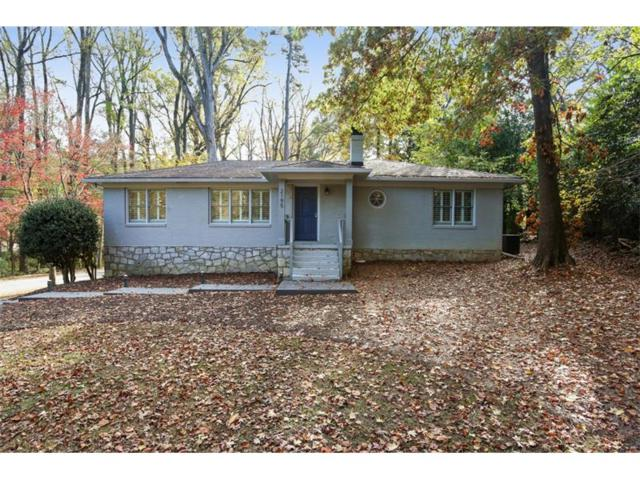 2195 W Ponce De Leon Avenue, Decatur, GA 30030 (MLS #5934610) :: North Atlanta Home Team