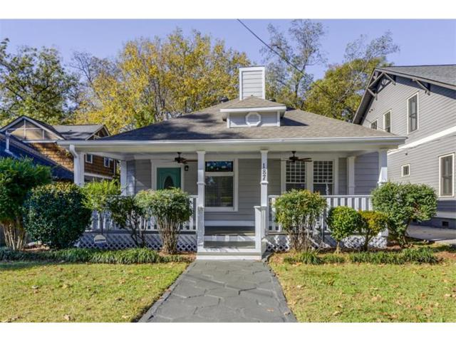 187 Douglas Street SE, Atlanta, GA 30317 (MLS #5934896) :: North Atlanta Home Team
