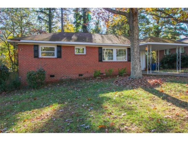 2716 Lancaster Drive, East Point, GA 30344 (MLS #5934898) :: North Atlanta Home Team