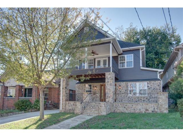 505 Angier Avenue NE, Atlanta, GA 30308 (MLS #5934917) :: North Atlanta Home Team