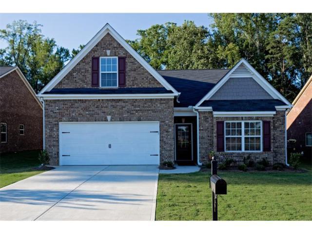 154 Prominence Court #38, Canton, GA 30114 (MLS #5934923) :: North Atlanta Home Team