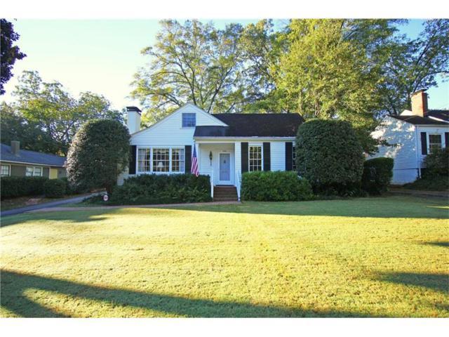 244 Seminole Drive, Marietta, GA 30060 (MLS #5934945) :: North Atlanta Home Team