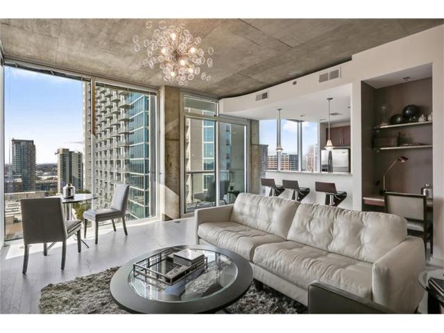 855 Peachtree Street NE #1201, Atlanta, GA 30308 (MLS #5934957) :: Charlie Ballard Real Estate