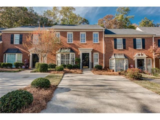 7904 Briar Villa Place, Sandy Springs, GA 30350 (MLS #5935031) :: North Atlanta Home Team