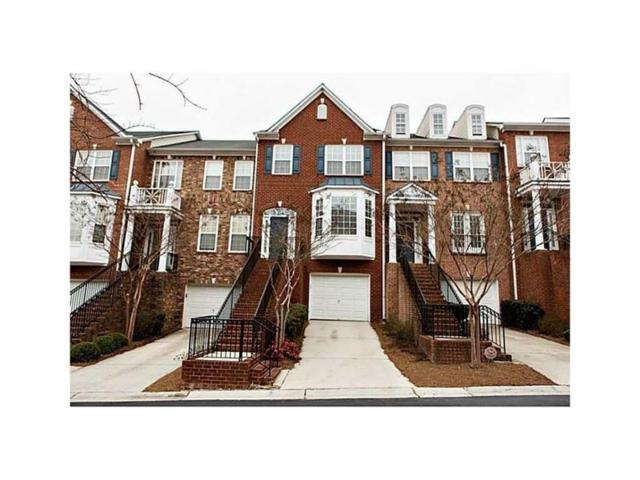 205 Macleans Cross Lane SE #15, Smyrna, GA 30082 (MLS #5935033) :: North Atlanta Home Team