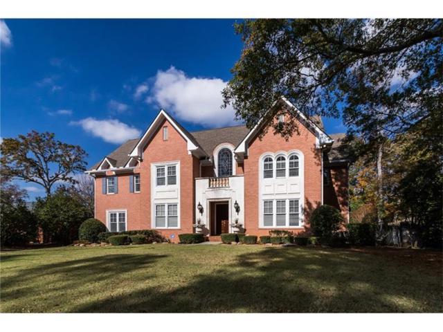 1050 Wildwood Road NE, Atlanta, GA 30306 (MLS #5935121) :: North Atlanta Home Team
