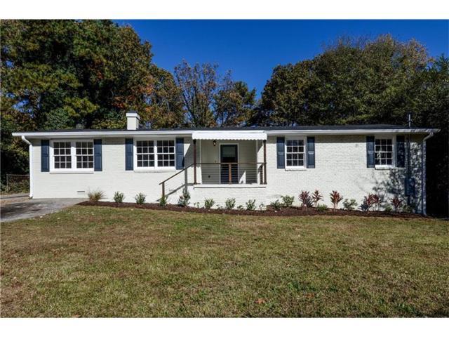 521 Collett Avenue SW, Mableton, GA 30126 (MLS #5935136) :: North Atlanta Home Team