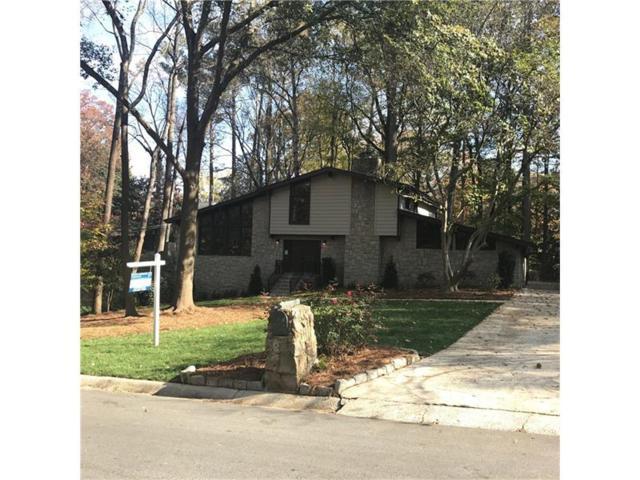 1843 Breckenridge Drive NE, Atlanta, GA 30345 (MLS #5935151) :: North Atlanta Home Team
