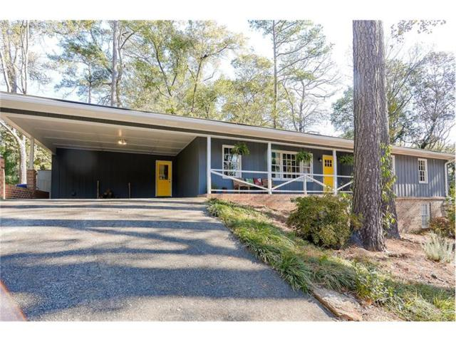 1190 Saratoga Road, Roswell, GA 30075 (MLS #5935154) :: North Atlanta Home Team