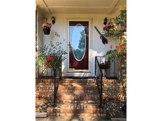 204 Caboose Lane, Woodstock, GA 30189 (MLS #5935187) :: North Atlanta Home Team