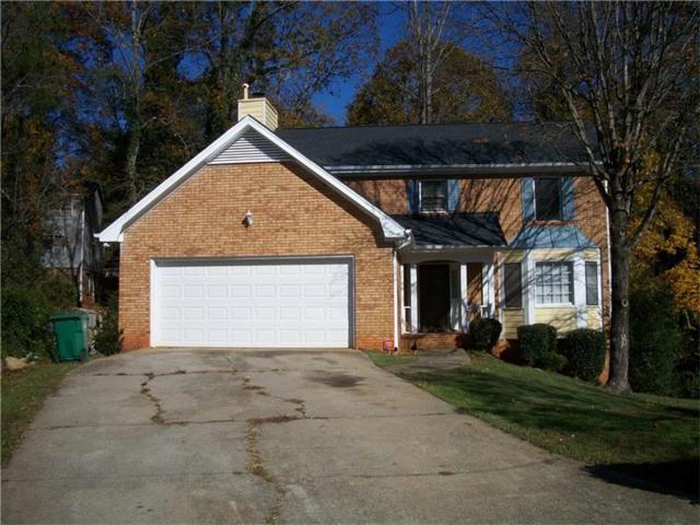 1437 Fieldgreen Overlook, Stone Mountain, GA 30088 (MLS #5935256) :: North Atlanta Home Team