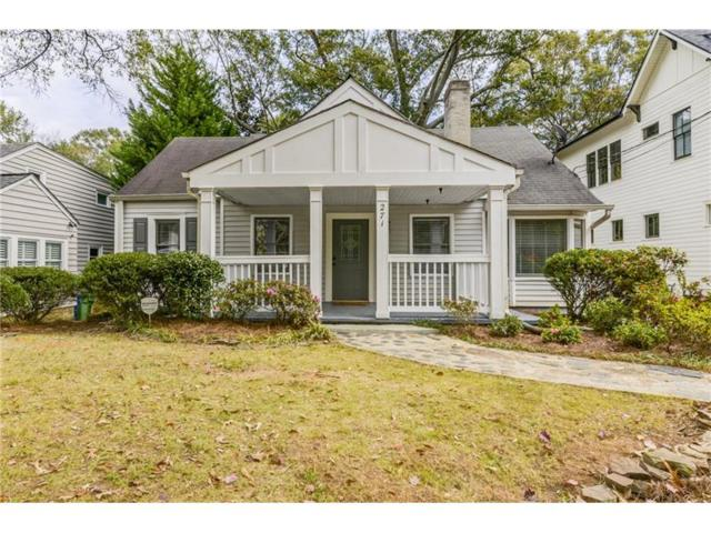 271 Rockyford Road NE, Atlanta, GA 30317 (MLS #5935281) :: North Atlanta Home Team