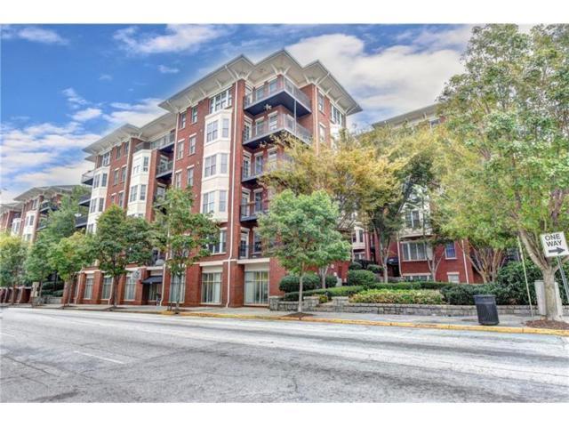 850 Piedmont Avenue NE #1410, Atlanta, GA 30308 (MLS #5935298) :: Charlie Ballard Real Estate