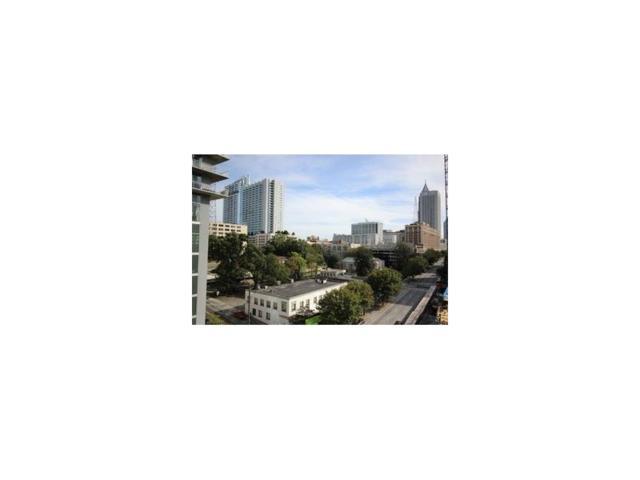 950 NW West Peachtree Street NW #811, Atlanta, GA 30309 (MLS #5935325) :: Charlie Ballard Real Estate