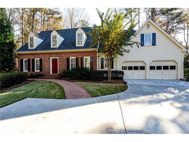 Marietta, GA 30068 :: Charlie Ballard Real Estate
