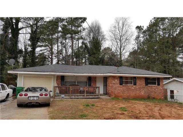 1877 Glenmar Drive, Decatur, GA 30032 (MLS #5935370) :: North Atlanta Home Team