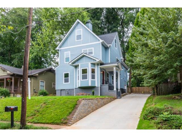 2295 Sutton Street, Atlanta, GA 30317 (MLS #5935387) :: North Atlanta Home Team