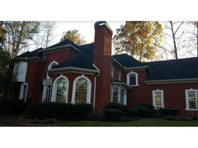 3650 River Mansion Drive, Peachtree Corners, GA 30096 (MLS #5935408) :: North Atlanta Home Team
