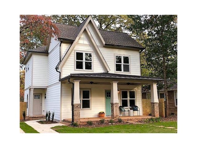 71 Russell Street NE, Atlanta, GA 30317 (MLS #5935448) :: Charlie Ballard Real Estate