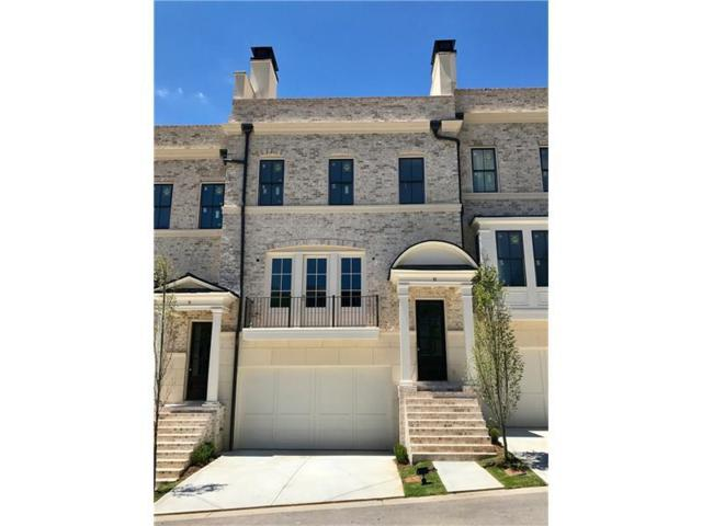 3715 Peachtree Road NE #8, Atlanta, GA 30319 (MLS #5935481) :: Charlie Ballard Real Estate