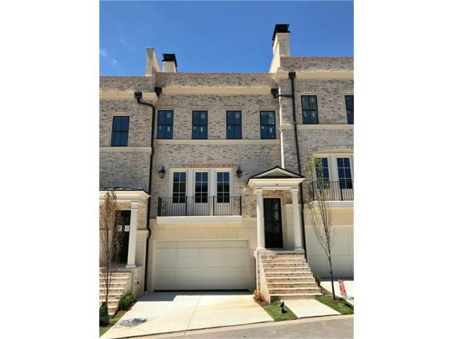 3715 Peachtree Road NE #9, Atlanta, GA 30319 (MLS #5935511) :: Charlie Ballard Real Estate
