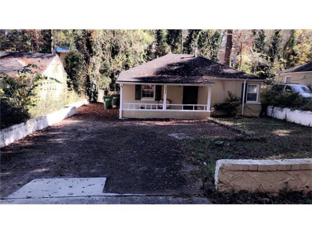 1322 Graymont Drive SW, Atlanta, GA 30310 (MLS #5935528) :: Charlie Ballard Real Estate