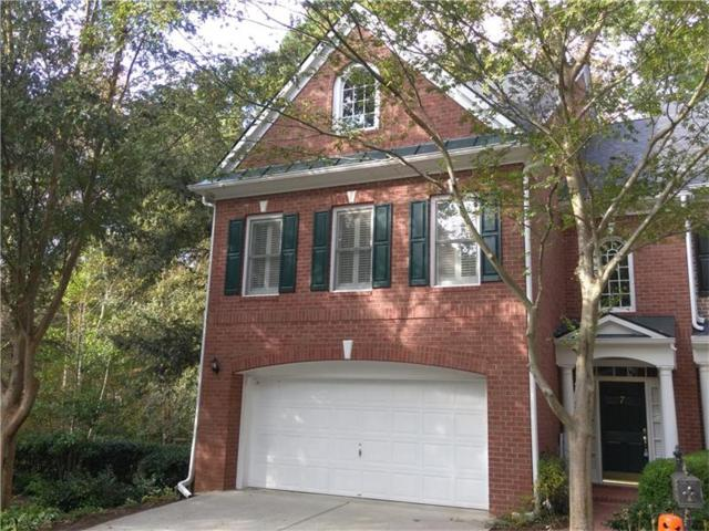 7 Carrington Way, Sandy Springs, GA 30328 (MLS #5935538) :: Buy Sell Live Atlanta