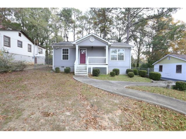 2255 Carver Drive NW, Atlanta, GA 30314 (MLS #5935588) :: North Atlanta Home Team