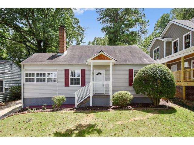 1078 Jefferson Avenue, East Point, GA 30344 (MLS #5935603) :: North Atlanta Home Team