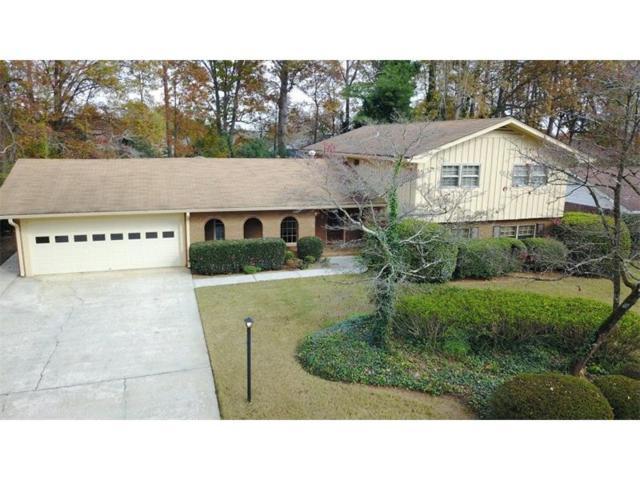 5367 N Peachtree Road, Dunwoody, GA 30338 (MLS #5935629) :: Buy Sell Live Atlanta