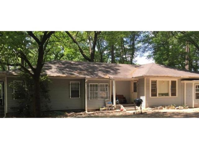670 Elinor Place NW, Atlanta, GA 30318 (MLS #5935636) :: Charlie Ballard Real Estate