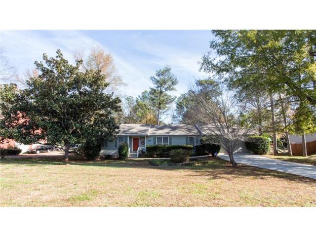 422 Freshman Drive, Lawrenceville, GA 30044 (MLS #5935663) :: North Atlanta Home Team