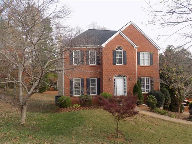 703 Chanson Drive SW, Marietta, GA 30064 (MLS #5935666) :: North Atlanta Home Team