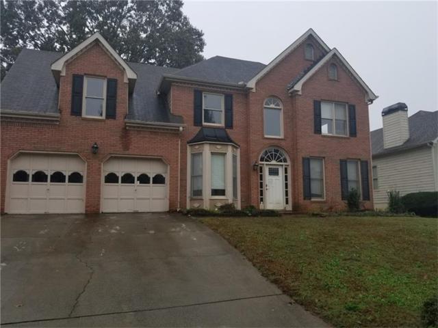4925 Heards Forest Drive NW, Acworth, GA 30102 (MLS #5935700) :: North Atlanta Home Team